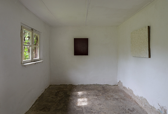 Kunstraum K634, K634, Joseph Marioni, Peter Tollens, Andreas Keil, Köln, Two painters - two paintings