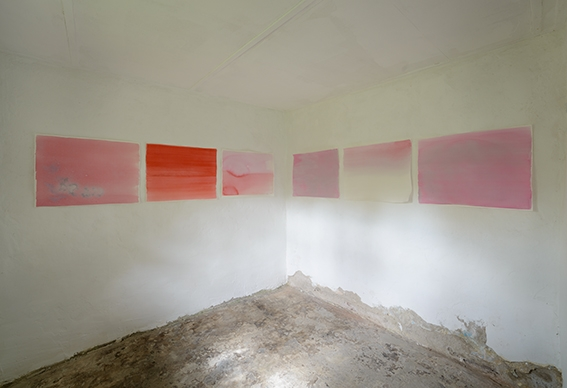 Kunstraum K634, K634, Andreas von Ow, Andreas Keil, Köln, Giverny