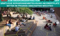 Appell – Planungsvielfalt für den Ebertplatz