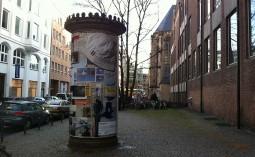 Kunst an Kölner Litfaßsäulen 2019-2029 – Ausschreibung bis 06.05.2019